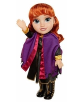 Disney Frozen 2 Anna Travel Doll, One Size , No Color Family