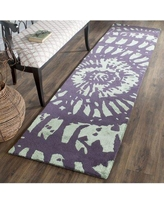 New Savings On Camden Hand Tufted Wool Lavender Sage Area Rug World Menagerie Rug Size Runner 2 3 X 9