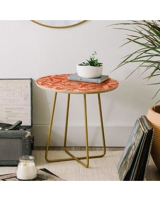 East Urban Home Jenean Morrison Leave Me Be End Table EBHW3524