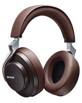 Shure AONIC 50 Wireless Noise-Canceling Headphones (Dark Brown) SBH2350-BR