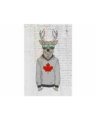 Reindeer Wooden Sign Decorative Accent The Holiday Aisle®
