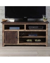 """Union Rustic Woodsburgh TV Stand for TVs up to 58"""" VOPS2135 Color: Dark Pine/Light Pine"""