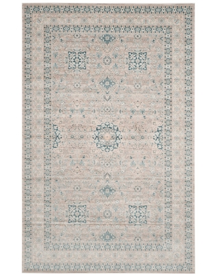 "Archive Rug - Gray/Blue - (5'1""x7'6"") - Safavieh, Adult Unisex, Size: 5'1""X7'6"""