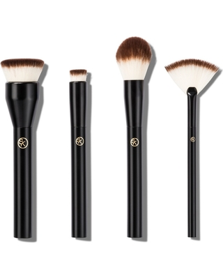 Sonia Kashuk Essential Collection Complete Face Makeup Brush Set - 4pc