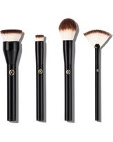 Sonia Kashuk Essential Collection Complete Face Makeup Brush Set - 4pc, Gold