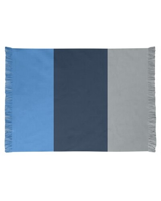 Tennessee Football Blue/Gray Area Rug East Urban Home Backing: Yes