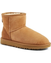 Women's Ugg 'Classic Mini Ii' Genuine Shearling Lined Boot, Size 5 M - Brown