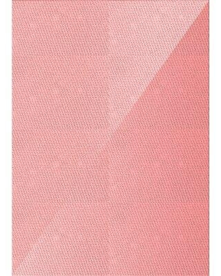 Ebern Designs Abstract Wool Hot Pink Area Rug W002088122 Rug Size: Rectangle 5' x 7'