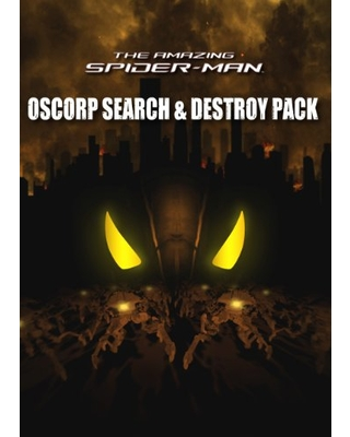 The Amazing Spider-Man Oscorp Search and Destroy Pack [Download]