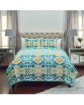 World Menagerie Fitchburg Quilt WRMG1101 Size: King