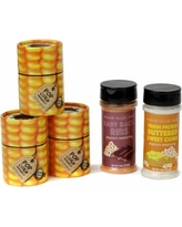 Wabash Valley Farms 5-pc. Cookout Seasoning Combo with Popcorn
