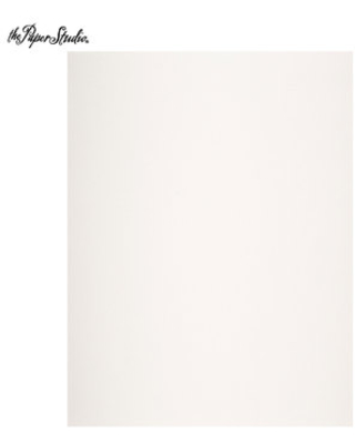 """White Textured Cardstock Paper - 8 1/2"""" x 11"""""""