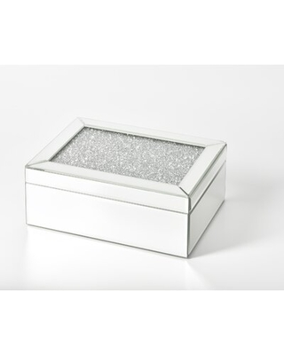 Florie Crystal Jewelry Box Mercer41