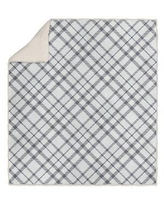 New Deal On Sprinkel Silk Throw Gracie Oaks Size 55 W X 71 L Color Gray