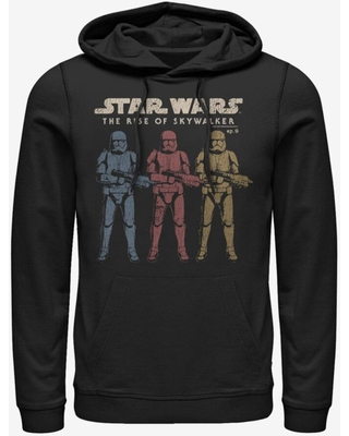 Star Wars Episode IX The Rise Of Skywalker Color Guards Hoodie