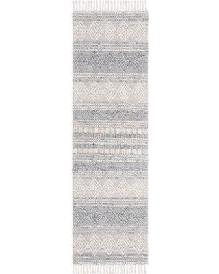 Union Rustic Southwestern Handmade Flatweave Silver Area Rug X111614206 Rug Size: Rectangle 8' x 10'