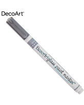 Silver Glass Paint Marker