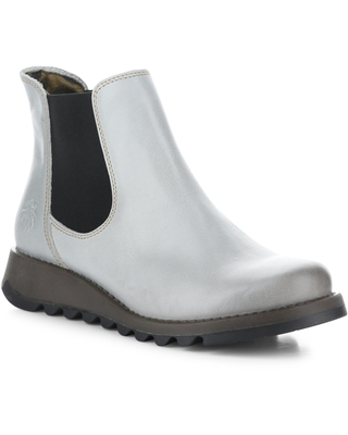 Fly London 'Salv' Chelsea Boot, Size 5.5Us in 051 Cloud Rug at Nordstrom
