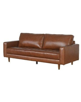 Marvelous Modern Rustic Interiors Modern Rustic Interiors Idris Leather Sofa Cstd7841 From Wayfair Martha Stewart Caraccident5 Cool Chair Designs And Ideas Caraccident5Info