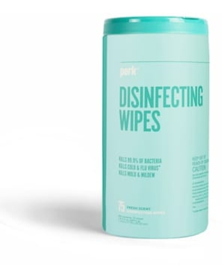 Perk Disinfecting Wipes, Fresh, 75 Wipes (PK56664) | Quill