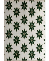 The Holiday Aisle Christmass Flatweave Gray/Beige/Green Area Rug UIMB7981 Rug Size: Rectangle 3' x 5'