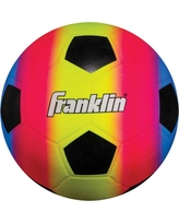 "Franklin 8.5"" Vibe Playground Soccer Ball, Yellow"
