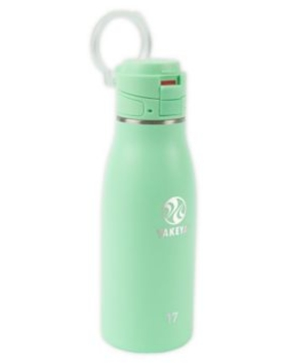 Takeya® Actives 17 oz. Insulated Flip Cap Stainless Steel Water Bottle in Mint