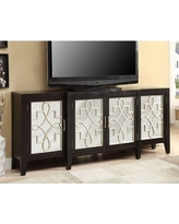 "Bloomsbury Market Ingle 72"" TV Stand BLMS4268 Color: Antique black"