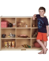 Kids' Station Portable 9 Compartment Cubby S364809BIR