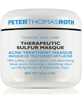 THERAPEUTIC SULFUR MASQUE