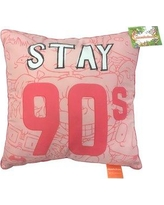 Warner Brothers Nickelodeon Nick 90's Splat Stay Decorative Toss Throw Pillow JF24819