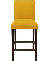 Parsons 30 Barstool - Sterling French Yellow - Threshold
