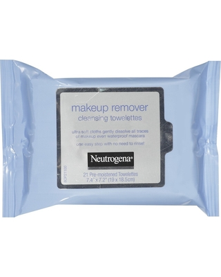 Neutrogena Makeup Removing Wipes -21 Ct