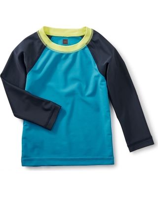 Tea Collection Deep Dive Baby Rash Guard
