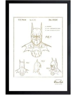 On NOW! 63% Off Williston Forge \'Batman 1992\' Framed Drawing Print ...
