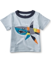 Tea Collection Chomper Graphic Baby Tee