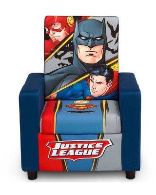 DC Comics Justice League High Back Upholstered Chair - Delta Children