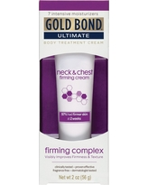 Gold Bond Ultimate Neck & Chest Firming Cream - 2 oz.