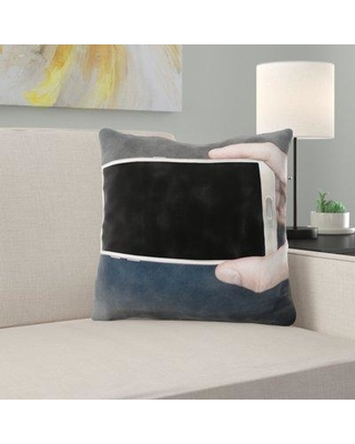 East Urban Home Smartphone Throw Pillow W000502069