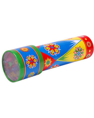 Classic Tin Kaleidoscope - Classic & Retro Toys for Ages 3 to 11 - Fat Brain Toys
