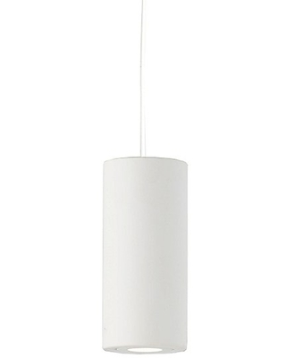 Benedetto LED Mini Pendant Light by Huxe - Color: Gray - Finish: Gray - (E2G1937244)