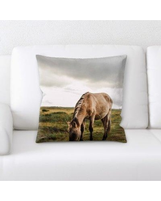 Rug Tycoon Portrait Style Photography Throw Pillow PW-PortraitStylePhoto-152