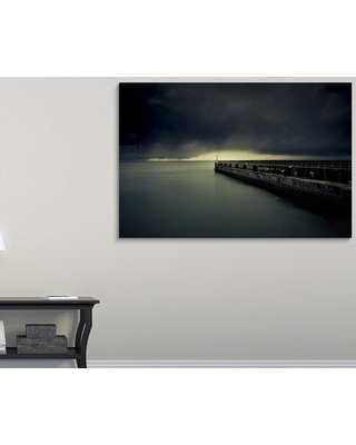 "Ebern Designs 'Bastion' Photographic Print on Canvas W000631019 Size: 40"" H x 60"" W x 1.5"" D"
