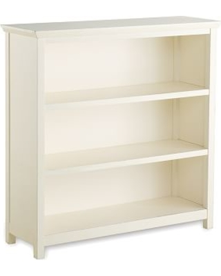 Cameron 3-Shelf Bookcase, Simply White, In-home