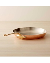 Mauviel Copper Fry Pan, 12""