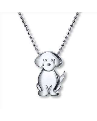 fe1d7fbd3 Amazing Spring Deals on Alex Woo Necklace Dog Sterling Silver