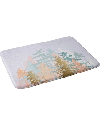"""24""""x36"""" Forest Bath Rugs, Mats and Covers Purple - Deny Designs"""