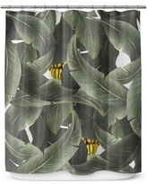 Kavka Tropical Dream Shower Curtain SCT-SPLSC-70X72-TEL1021