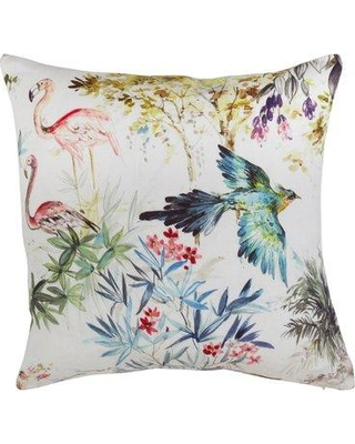 Bay Isle Home Clearview Linen Throw Pillow BYIL5784