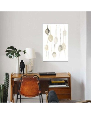 """East Urban Home 'Legume II' Print on Canvas EBHS6236 Size: 40"""" H x 26"""" W x 0.75"""" D"""